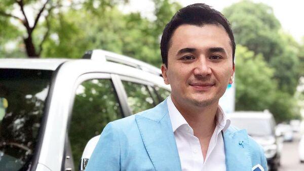 Ulugbek Raxmatullayev - Sputnik Oʻzbekiston