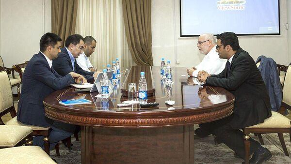 В АК Узбектелеком прошли переговоры с руководством телекоммуникационного оператора Afghan Wireless Communication Company (АWCC) - Sputnik Ўзбекистон