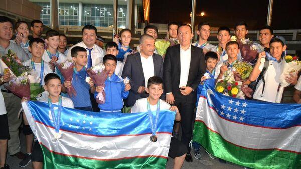 Встреча таеквондистов в Узбекистане - Sputnik Ўзбекистон