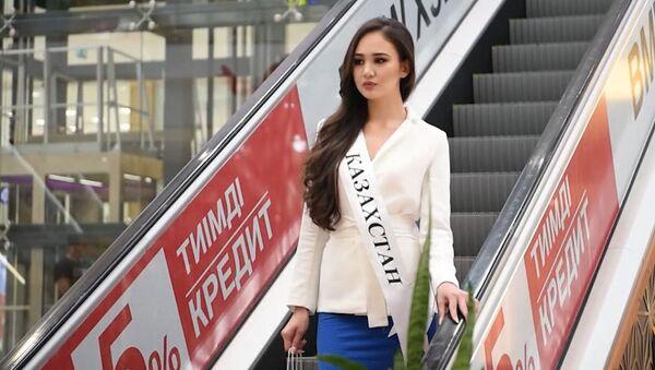 Один день из жизни конкурсанток Мисс СНГ-2018 - Sputnik Ўзбекистон