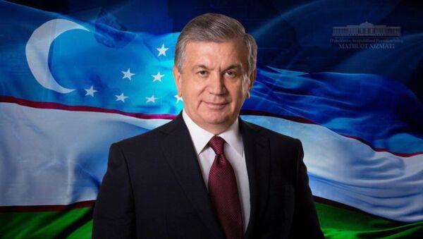 Президент поблагодарил за поздравления - Sputnik Ўзбекистон