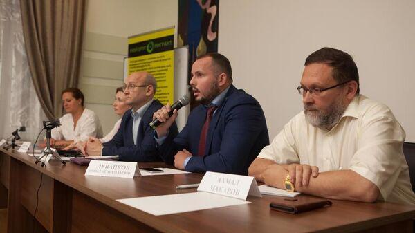 В ММЦ Сахарово рассказали об адаптации мигрантов в Москве - Sputnik Узбекистан