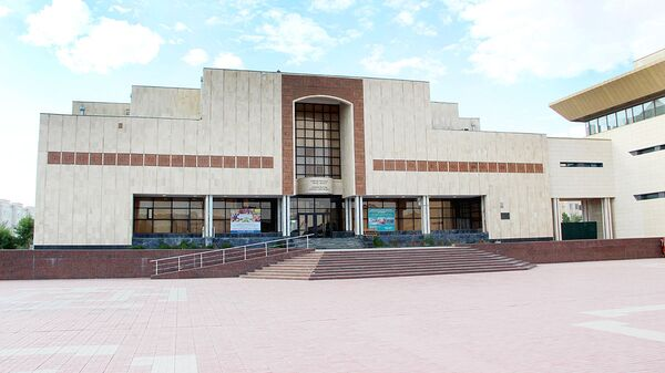 Музей им. Савицкого в Нукусе - Sputnik Узбекистан