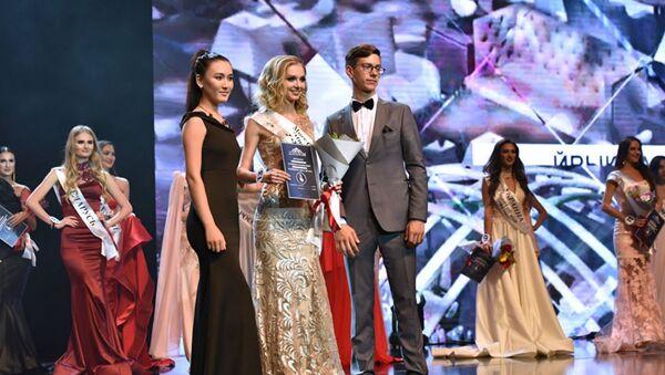 Predstavitelnitsa Uzbekistana na konkurse Miss SNG-2018 Darya Masalskaya - Sputnik Oʻzbekiston