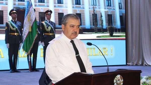Tseremoniya vrucheniya diplomov v Voyennoy akademii Uzbekistana - Sputnik Oʻzbekiston