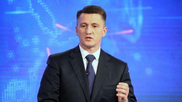 Шавкат Умурзоков - Председатель правления АК Узавтосаноат - Sputnik Ўзбекистон