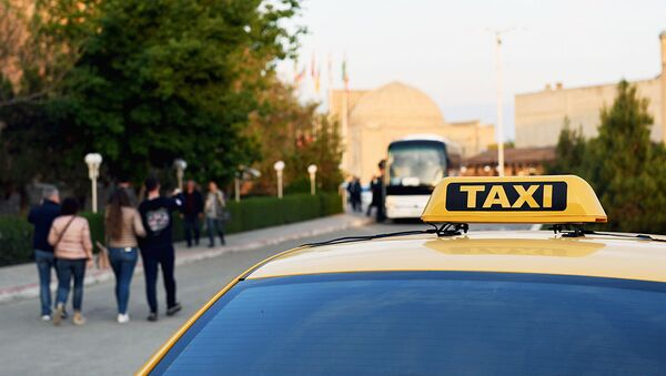 Такси - Sputnik Узбекистан