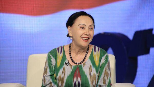 Narodnaya artistka Uzbekistana Gavxar Zakirova - Sputnik Oʻzbekiston