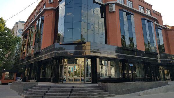 Новое здание Государственного комитета по инвестициям - Sputnik Ўзбекистон