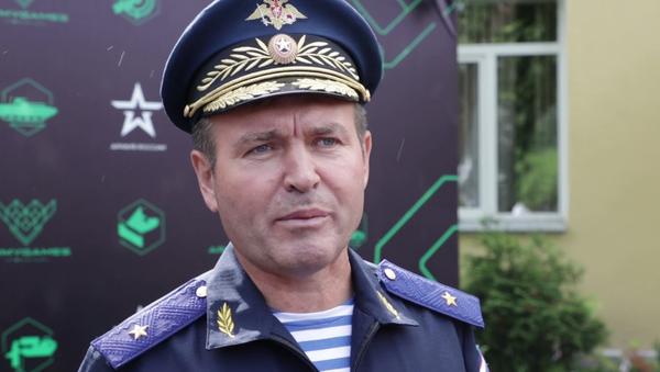 Генерал-майор Владимир Марусин - Sputnik Узбекистан