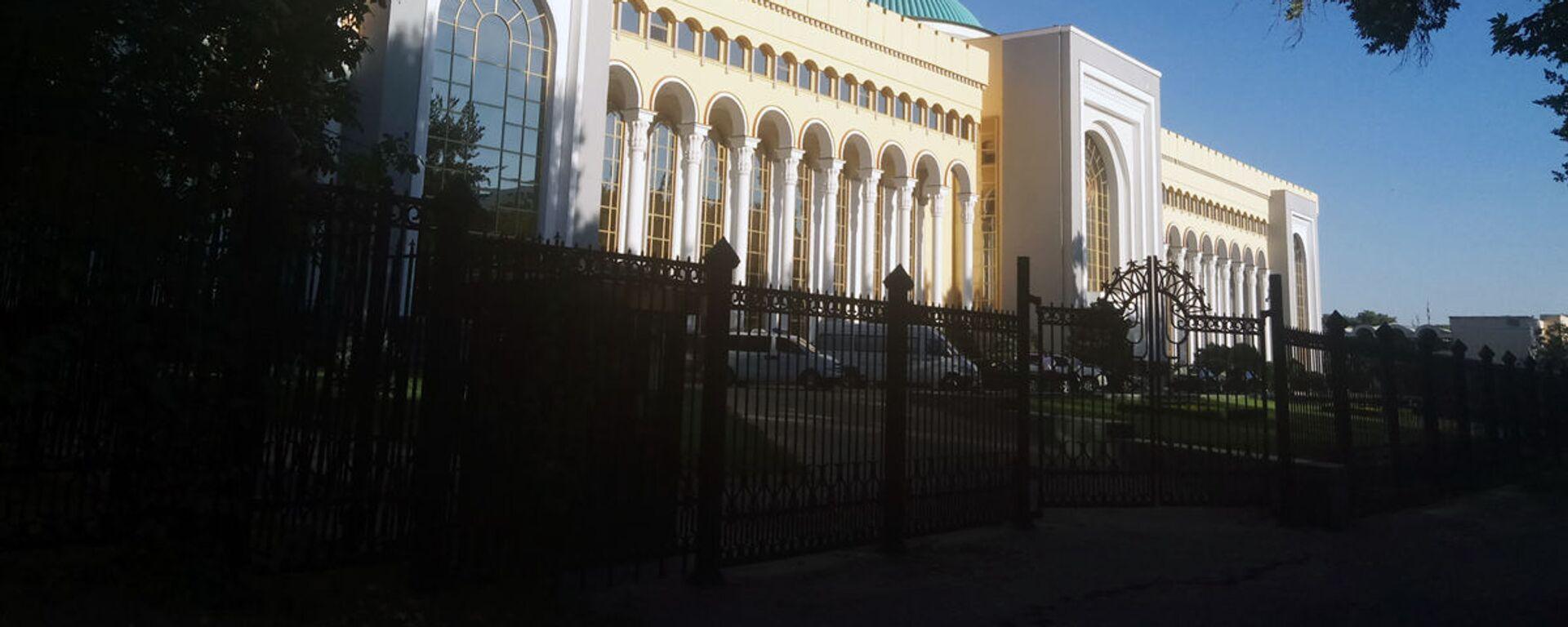 Zdaniye MID Uzbekistana - Sputnik Oʻzbekiston, 1920, 08.09.2021