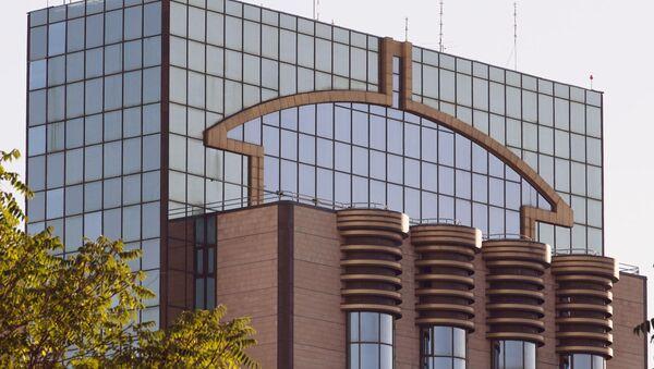 Здание Центрального банка Узбекистана - Sputnik Узбекистан