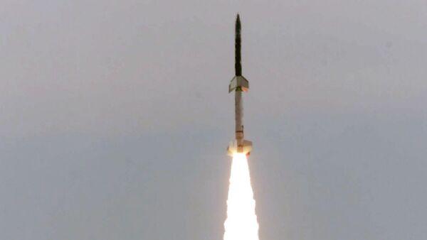 Запуск ракеты - Sputnik Ўзбекистон