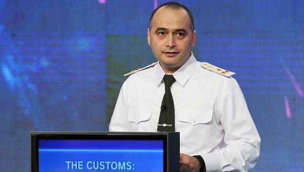 Жасур Арипов - первый зампред ГТК - Sputnik Узбекистан