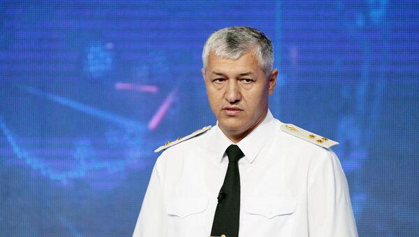 Иняминов Ахтамхон - начальник главного тарифного управления ГТК - Sputnik Ўзбекистон