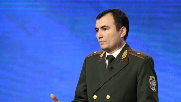 Муратжон Азимов - Председатель ГТК - Sputnik Ўзбекистон
