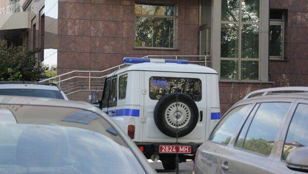 УАЗ правохранительных органов - Sputnik Узбекистан