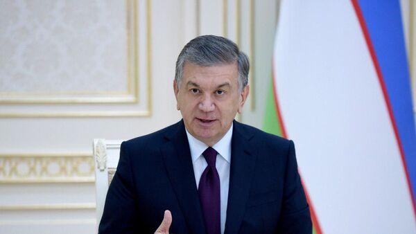 Shavkat Mirziyoyev provel soveщaniye po chistote territoriy i zdorovyu naseleniya - Sputnik Oʻzbekiston
