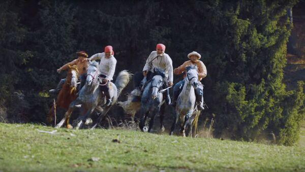 Всемирные игры кочевников в Кыргызстане - Sputnik Узбекистан