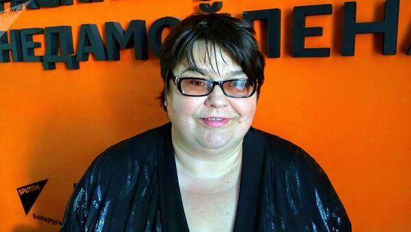 Татьяна Полоскова - Sputnik Узбекистан