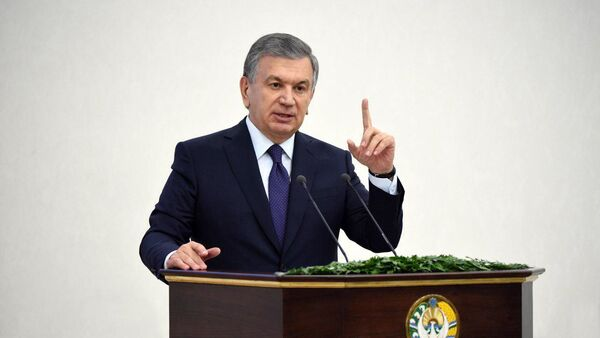 Shavkat Mirziyoyev 14 avgusta provel videoselektornoye soveщaniye po investitsiyam - Sputnik Oʻzbekiston