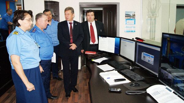 Визит делегации МЧС России в Узбекистан 14-17 августа - Sputnik Ўзбекистон