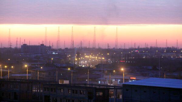 Промышленная зона  - Sputnik Узбекистан