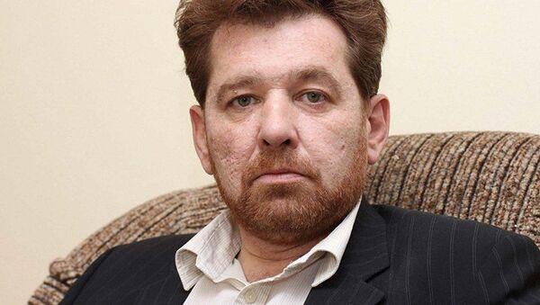 Политолог Андрей Грозин - Sputnik Ўзбекистон