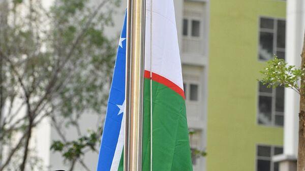 Aziatskiye igrы-2018: V Djakarte podnyali flag Uzbekistana - Sputnik Oʻzbekiston