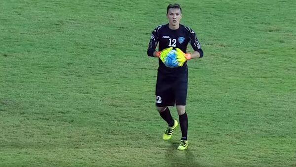 Gol s protivopolojnogo kontsa polya - Sputnik Oʻzbekiston