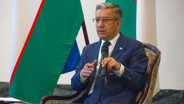 Посол Узбекистана в Российской Федерации Бахром Ашрафханов - Sputnik Ўзбекистон