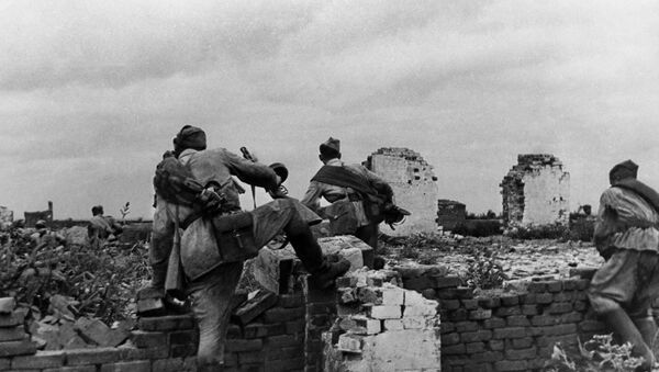 Кадры фотохроники Второй мировой войны - Sputnik Ўзбекистон