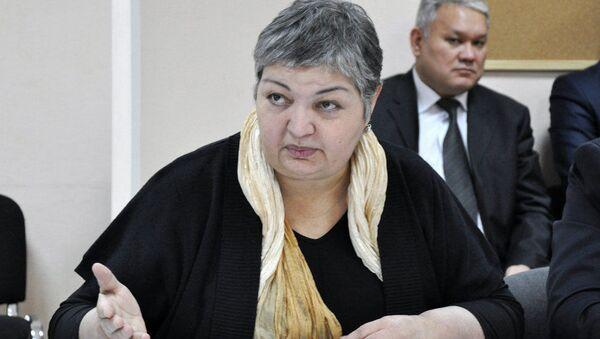 Эксперт Гавхар Джураева - Sputnik Узбекистан