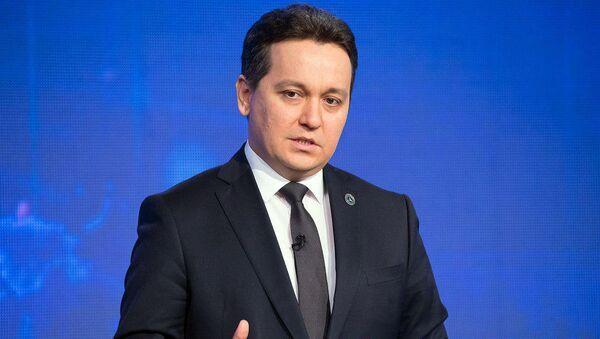 Sherzod Shermatov, Ministr narodnogo obrazovaniya - Sputnik Oʻzbekiston