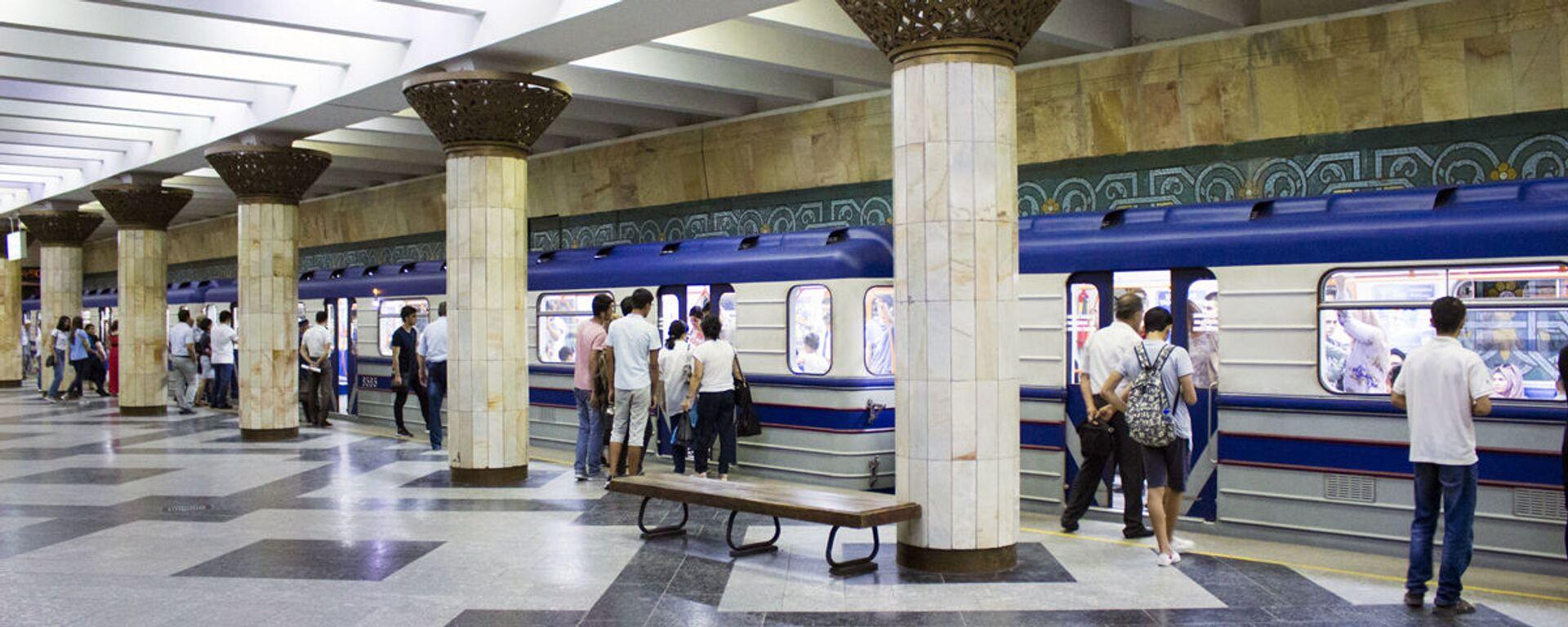 Станция Пахтакор - Sputnik Узбекистан, 1920, 14.09.2021