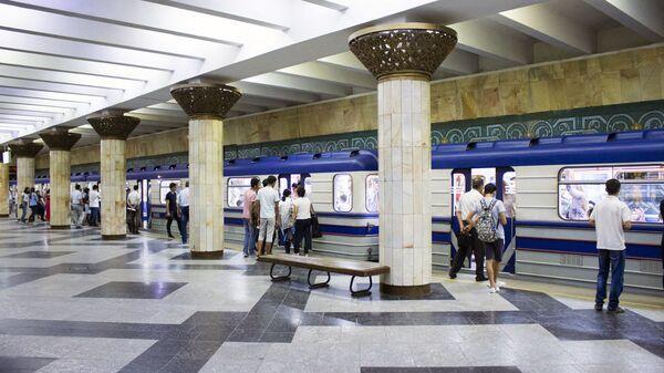 Станция Пахтакор - Sputnik Узбекистан