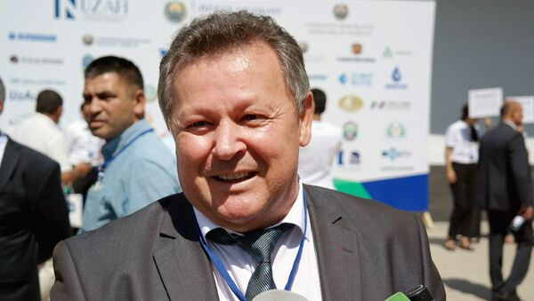 Aleksandr Shukaylo, zamestitel glavы administratsii SEZ Brest - Sputnik Oʻzbekiston