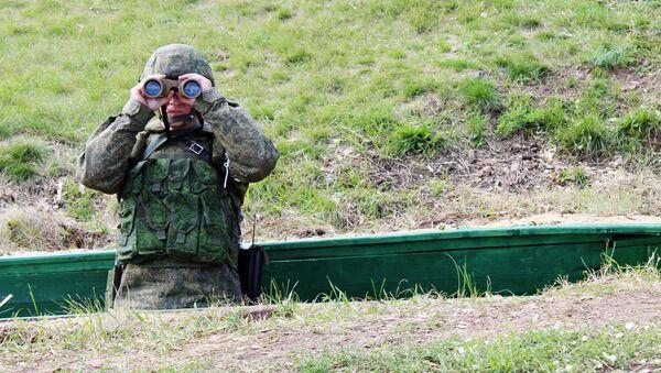 Ежедневный рацион российских военных включал в себя 250 граммов мяса, 900 граммов овощей - Sputnik Ўзбекистон