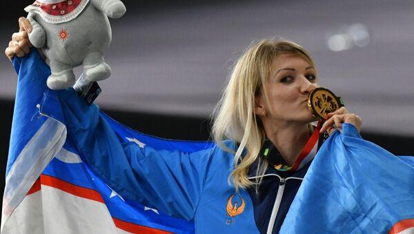 Sportsmenka iz Uzbekistana - Sputnik Oʻzbekiston