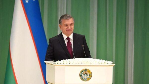 Shavkat Mirziyoyev pozdravil uzbekistantsev so Dnem nezavisimosti - Sputnik Oʻzbekiston