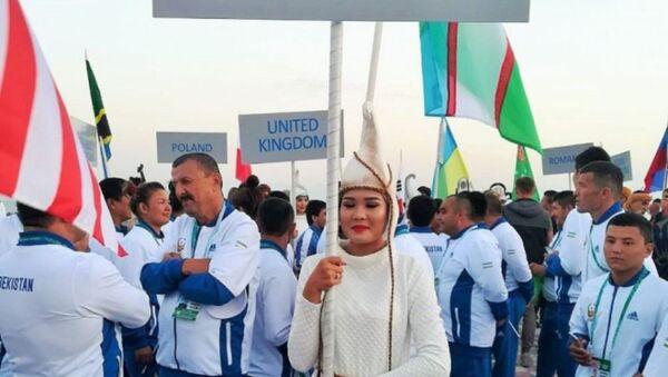 Узбекистан впервые участвует на ВИК - Sputnik Ўзбекистон