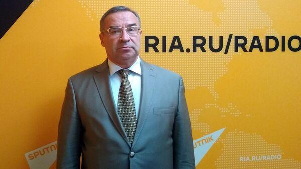 Андрей Кошкин - Sputnik Узбекистан