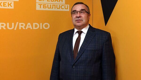Андрей Кошкин - Sputnik Ўзбекистон