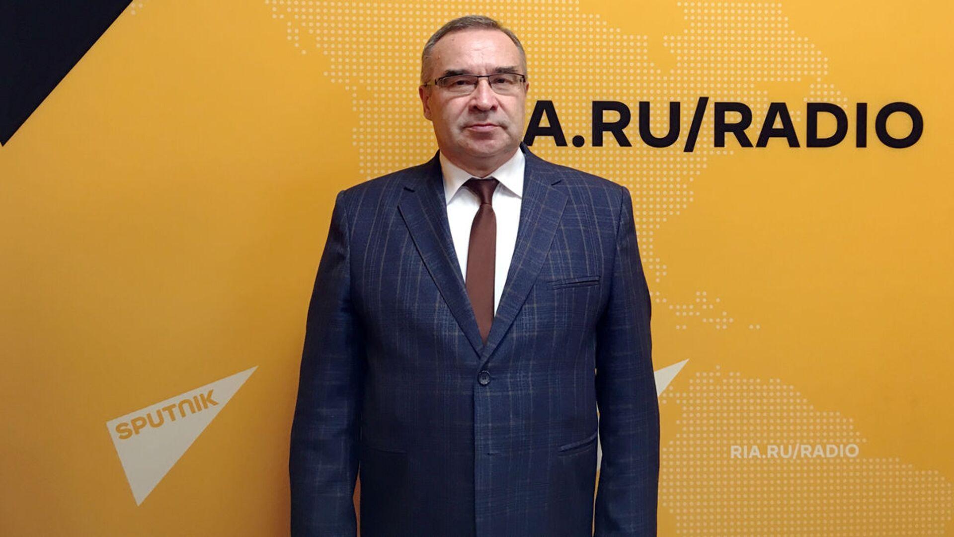 Андрей Кошкин - Sputnik Узбекистан, 1920, 18.02.2021