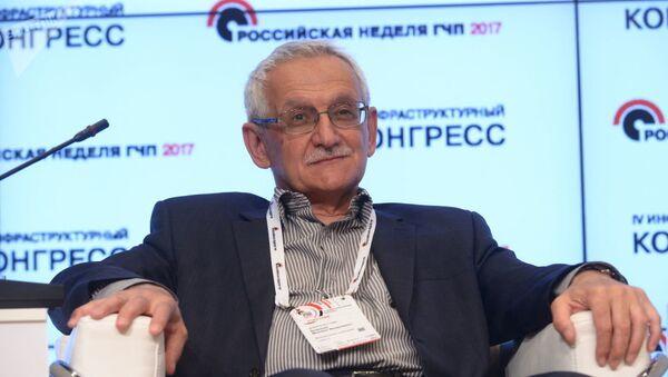 Эксперт Михаил Блинкин - Sputnik Узбекистан