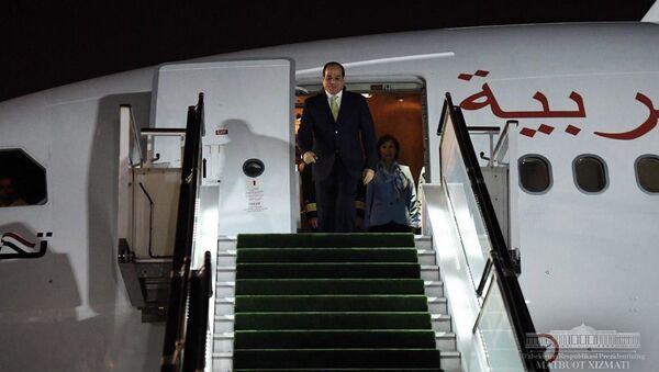 Президент Арабской Республики Египет Абдулфаттах ас-Сиси - Sputnik Узбекистан