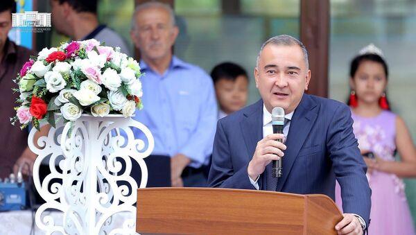 Хоким Ташкента поздравил первоклассников 5 сентября - Sputnik Узбекистан