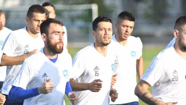 Тренировка сборной Узбекистана по футболу - Sputnik Узбекистан