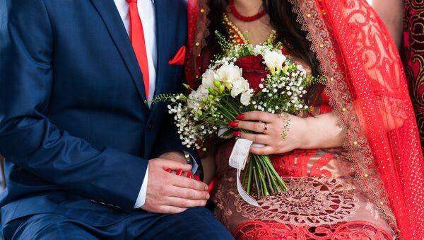 Tadjikskaya svadba v Moskve Xangomы i Xalima - Sputnik Oʻzbekiston
