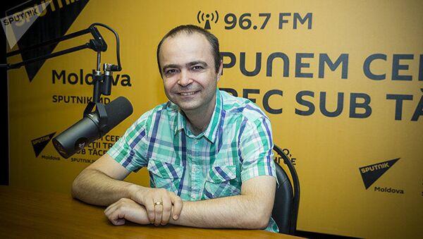 Врач-кардиолог Октавиан Ченушэ  - Sputnik Узбекистан